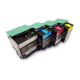 Lexmark C540 C540N C544DN X544N Toner Genérico Pack 4 Colores