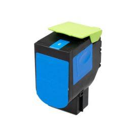 Compatible Lexmark CS317 CX317 CS417 CX417 CS517 CX517 Toner Generico Cian