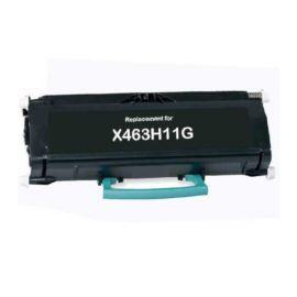 Compatible Lexmark E460 E462 X463 X464 X466 Toner Generico Negro