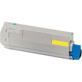Compatible OKI MC860 Toner Generico Amarillo