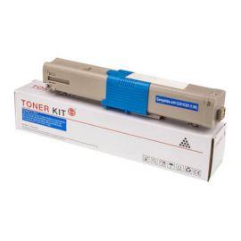 Compatible OKI C301 C321 MC342 Toner Generico Cian