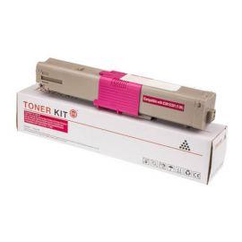 Compatible OKI C301 C321 MC342 Toner Generico Magenta