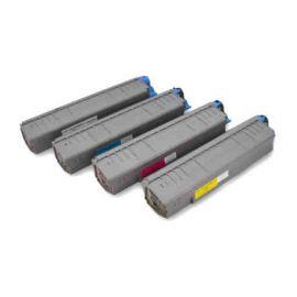 OKI C810 C830 Toner Genérico Pack 4 Colores
