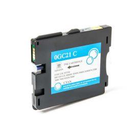 Compatible Ricoh GC21 Cartucho de Tinta Generico Cian