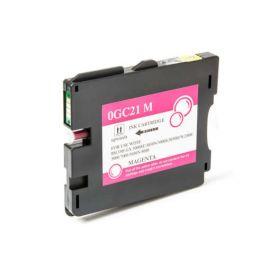 Compatible Ricoh GC21 Cartucho de Tinta Generico Magenta