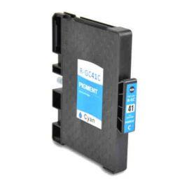Compatible Ricoh GC41 Cartucho de Tinta Generico Cian