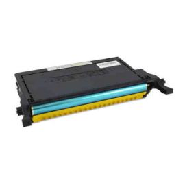 Compatible Samsung CLP770 CLP775 Toner Generico CLT-Y6092S Amarillo