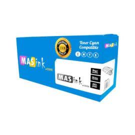 Compatible HP Q7581A Toner Generico Cian