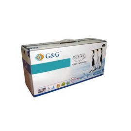 Toner G&G Compatible Xerox Phaser 6500 Cian Premium 3000 Paginas