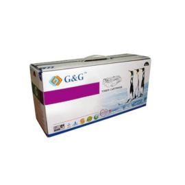 Toner G&G Compatible Dell C3760 C3765 Magenta 9000 Paginas