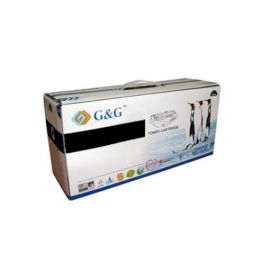 Compatible G&G HP CE740A Toner Generico Negro