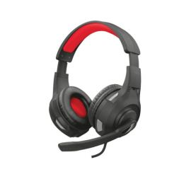 Trust 22450 Auriculares con Microfono Gaming GXT 307 Ravu Negro