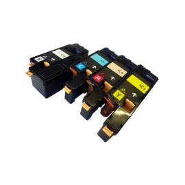 Xerox Phaser 6000 6010 Toner Genérico Pack 4 Colores