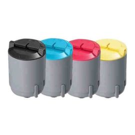 Xerox Phaser 6110 Toner Genérico Pack 4 Colores
