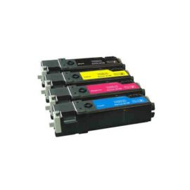 Xerox Phaser 6130 Toner Genérico Pack 4 Colores