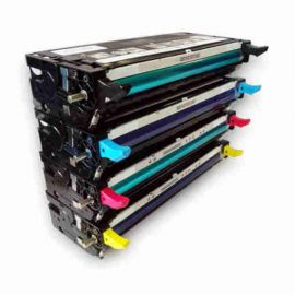 Xerox Phaser 6180 Toner Genérico Pack 4 Colores