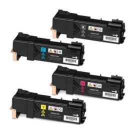 Xerox Phaser 6500 Toner Genérico Pack 4 Colores