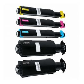 Compatible Xerox WorkCentre 7132 7232 7242 Multipack 5 Toner Generico