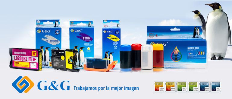 Consumibles G&G Tinta y Toner